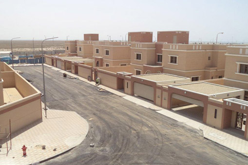 Marafiq Housing - Jubail